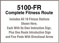 TimberForm 5100-FR, Complete Fitness Route