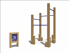 TimberForm Station 10, 5110, Body-Pull